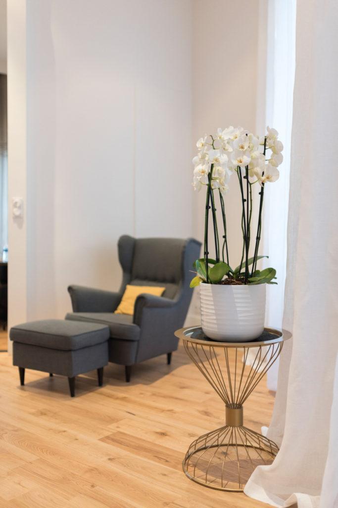 immobilier décoration salon cliché retouche couleur lyon croix rousse