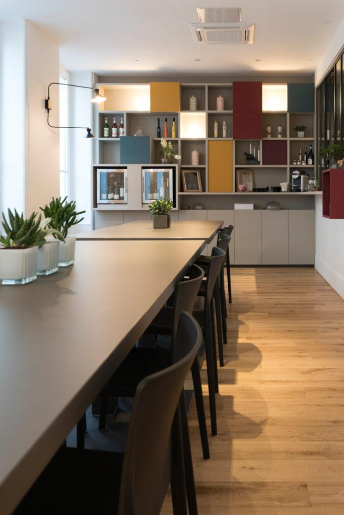 cuisine table immobilier photographe éclairage région lyonnaise croix rousse