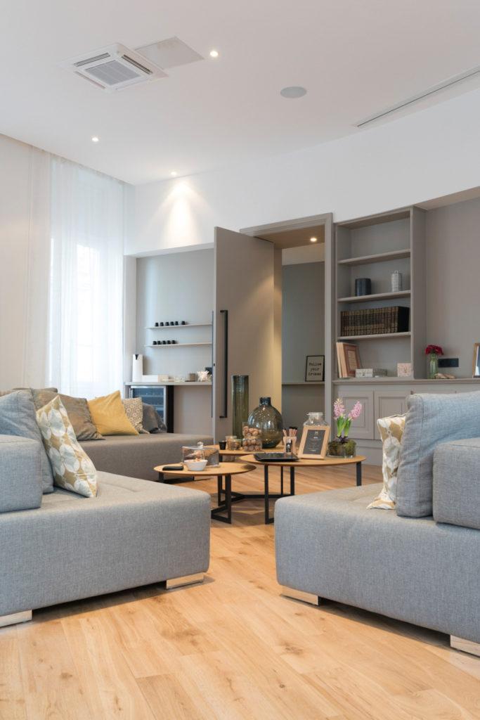 salon résidence immobilière prise de vue retouche limonest lyon