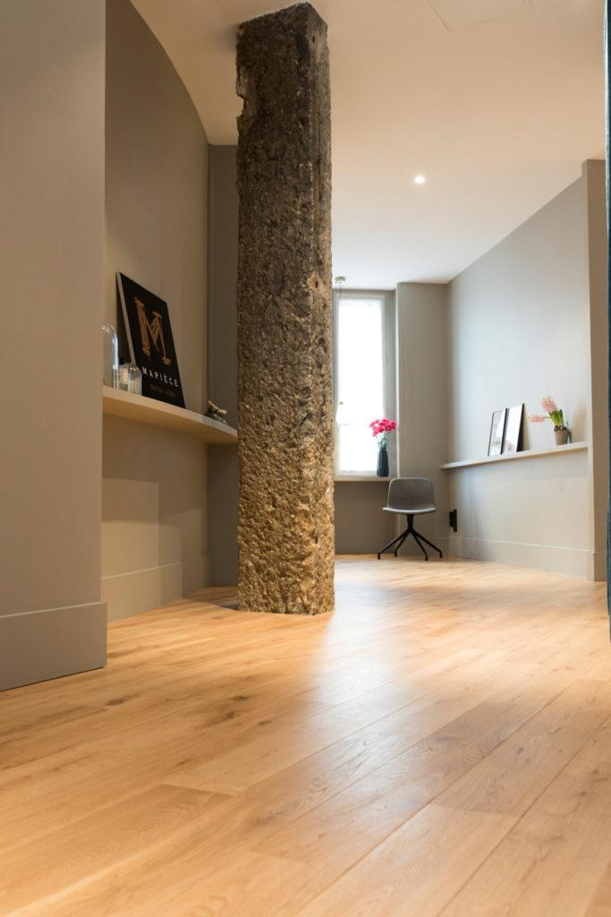 couloir appartement proprriété retouche photograpgier figer caluire limonest