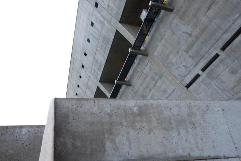 lignes béton urbanisme cliché couleur exposition isère rhône alpes