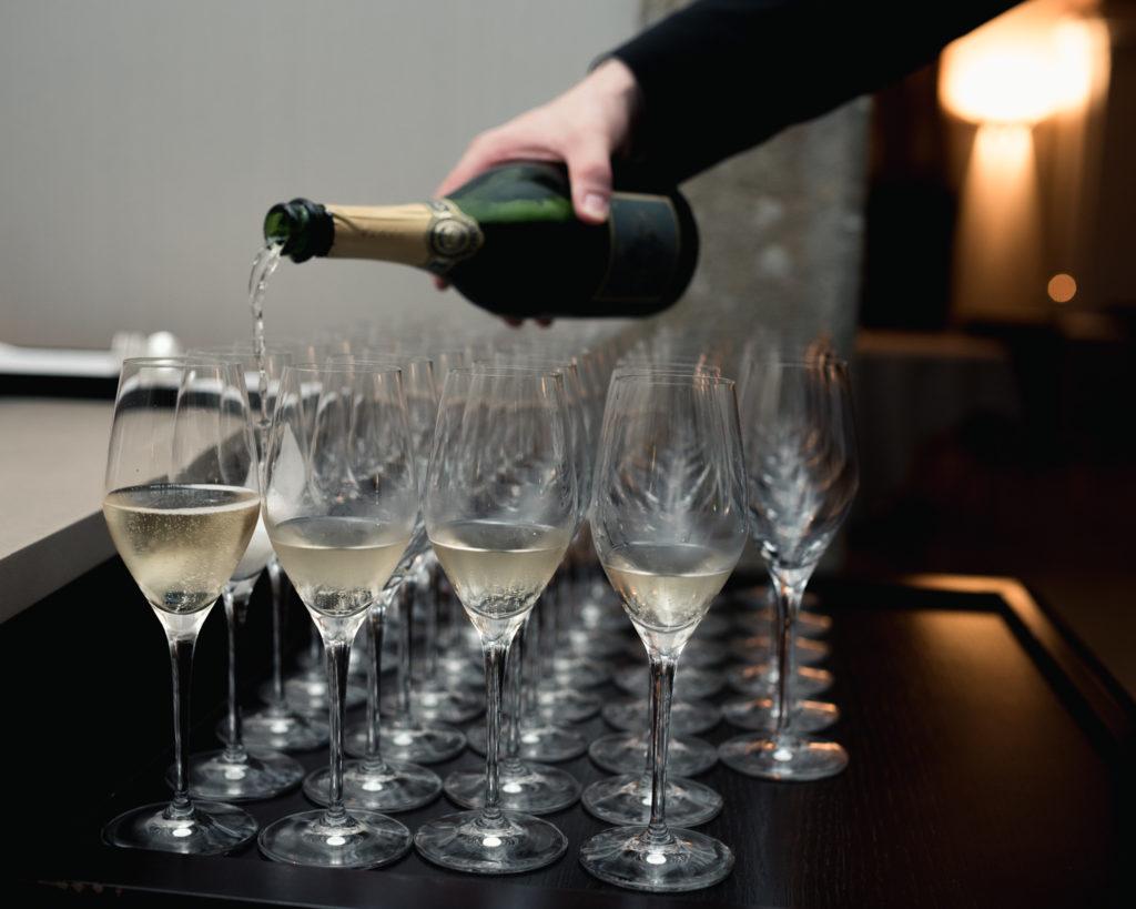 serveur champagne photoreportage photographie auvergne rhône alpes