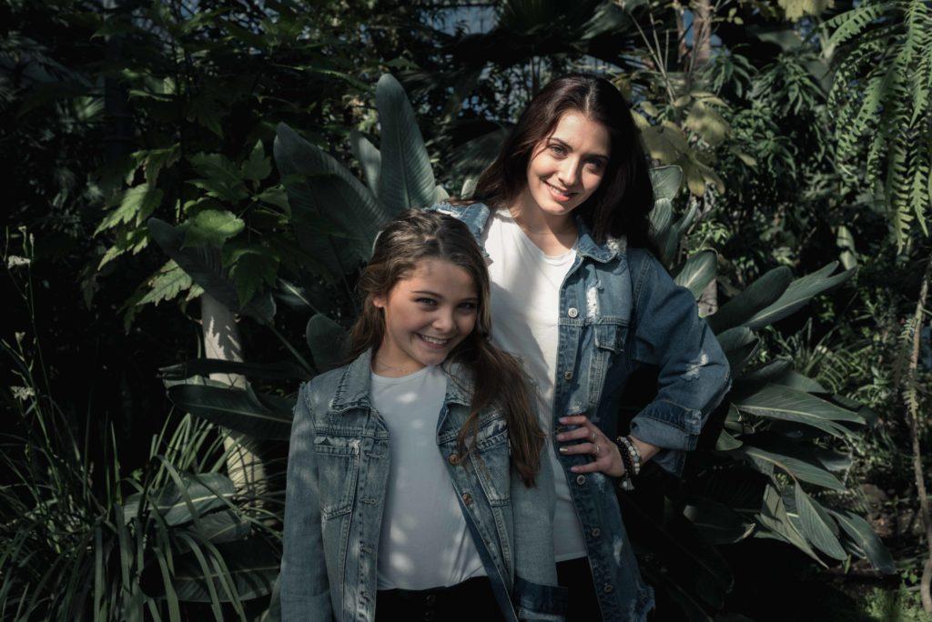 maman enfant famille retouche numérique cliché région lyonnaise écully limonest