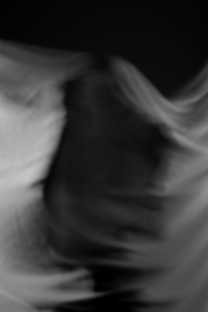 image flou noir et blanc art artistique photographie lyon