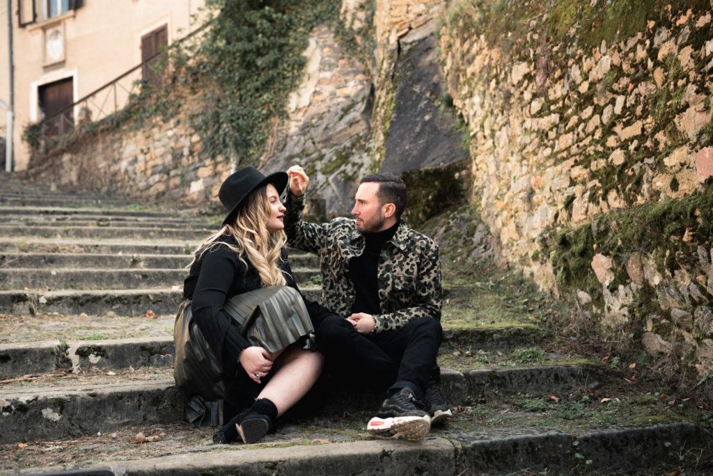 couple regard complice photographier image visuel rhône alpes isène ain