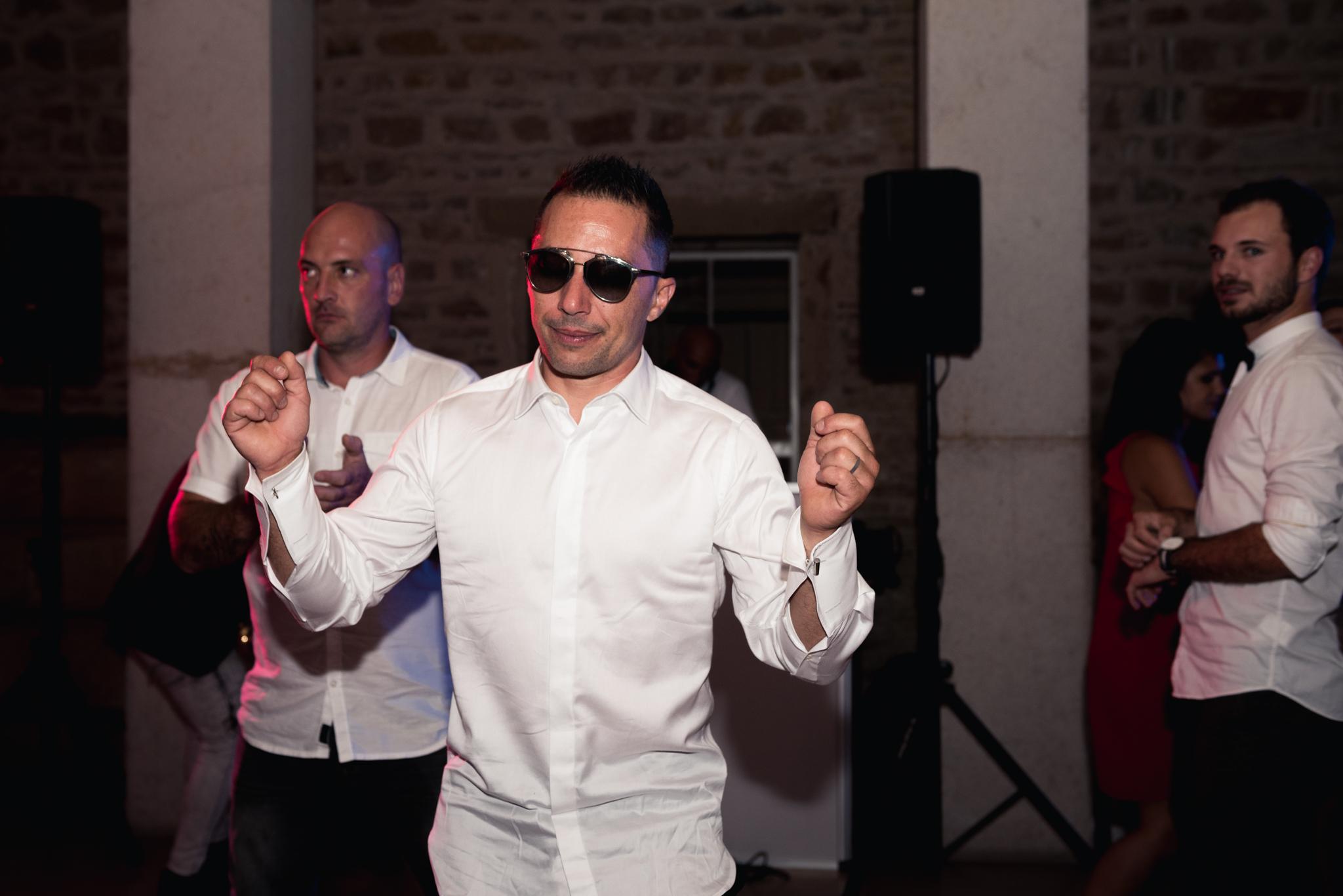 soirée danse mariage photo lyon
